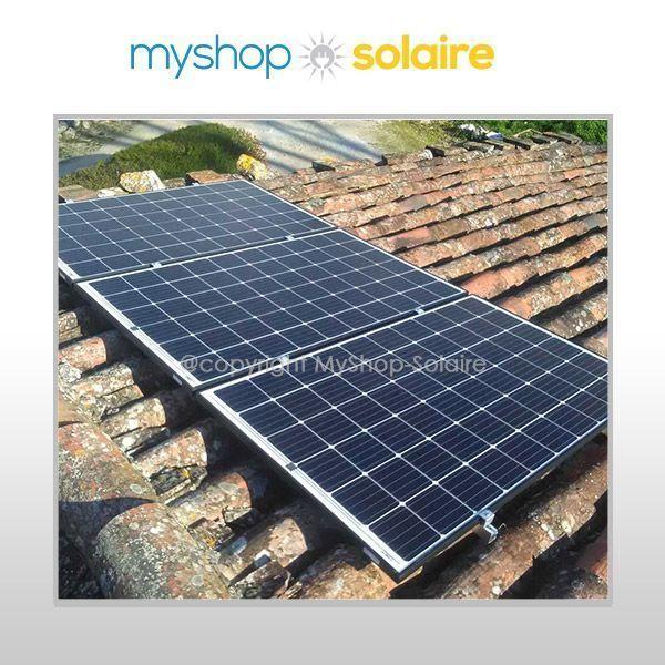 installation kit solaire de kevin m n 1. Black Bedroom Furniture Sets. Home Design Ideas
