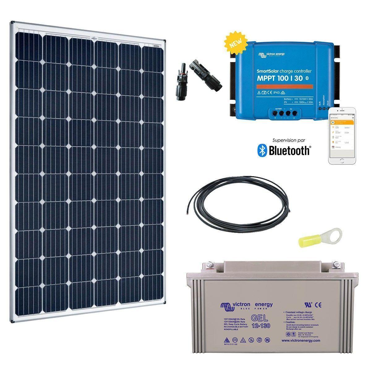 Kit solaire autonome 12v 300w - Kit solaire autonome 1000w ...