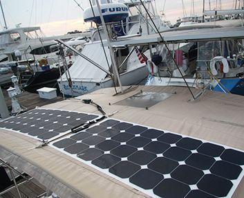 quel kit solaire choisir pour mon bateau. Black Bedroom Furniture Sets. Home Design Ideas