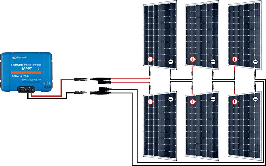 kit solaire afrique 1160w hybride premium. Black Bedroom Furniture Sets. Home Design Ideas
