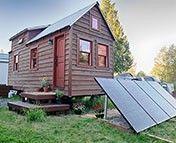 kit solaire chalet panneau solaire chalet. Black Bedroom Furniture Sets. Home Design Ideas