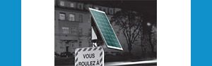 Kit solaire signalisation