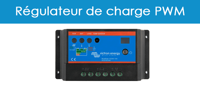 SAV - regulateur de charge PWM