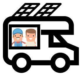 kit solaire souple spécial véhicule
