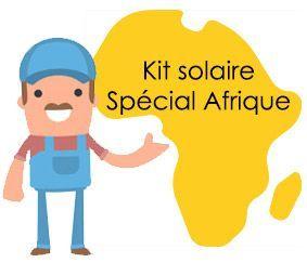 Kit solaire spécial Afrique