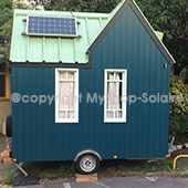 tinyhouse solaire