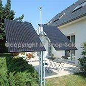 ma maison avec installation solaire