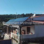 maison de vacance au solaire
