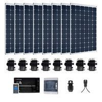 Kit Solaire 2400W Metered