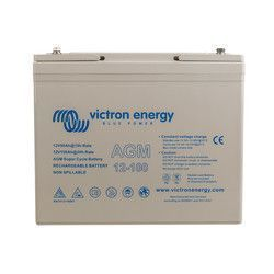 Batterie AGM 12V/100Ah Super Cycle- Victron Energy
