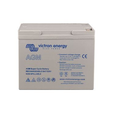 Batterie Super Cycle AGM 12V/25Ah - Victron Energy / Batterie solaire AGM