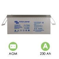 Batterie AGM 12V/230Ah Super Cycle- Victron Energy