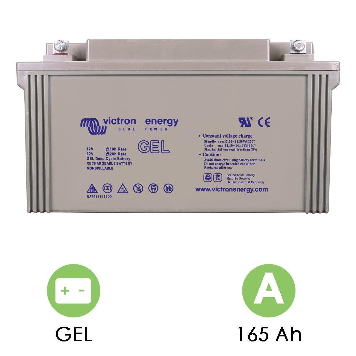 batterie solaire 12v 700mah