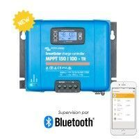 Régulateur SmartSolar MPPT 150/100-Tr (12/24/36/48V) - connecte Bluetooth
