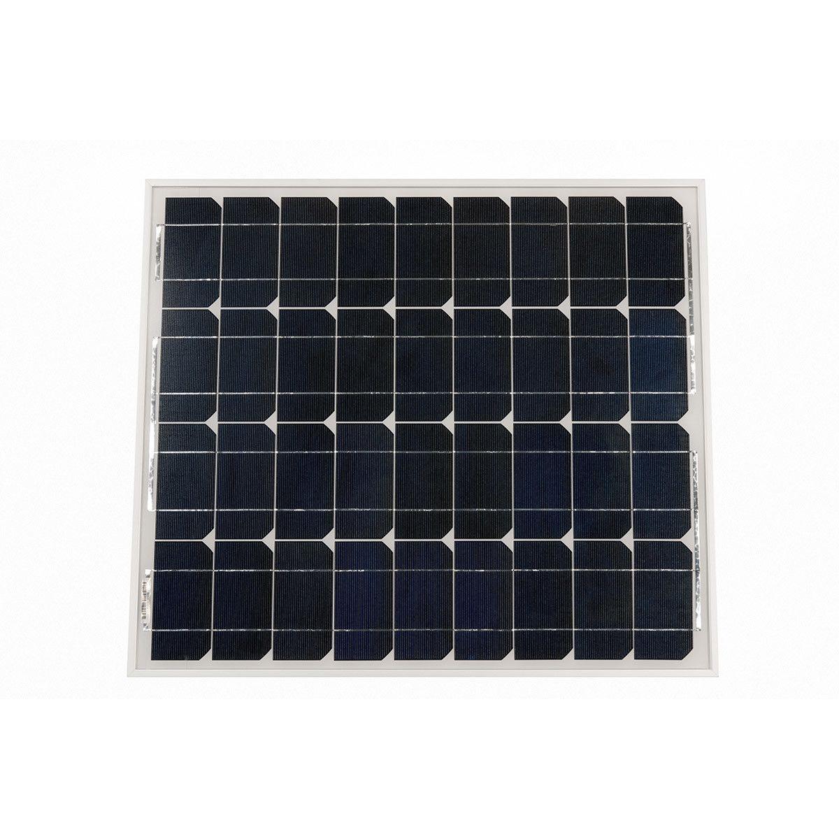 Ramingt-Home Panneau Solaire 40W 18V Power Panel monocristallines de Silicium Semi-Souple Accueil Electricit/é Panneau Solaire pour Motorhome Color : Black, Size : 40W