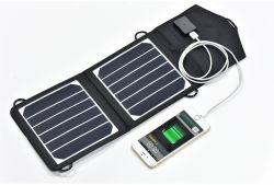 Chargeur solaire pliable 2x3W MySunCharger