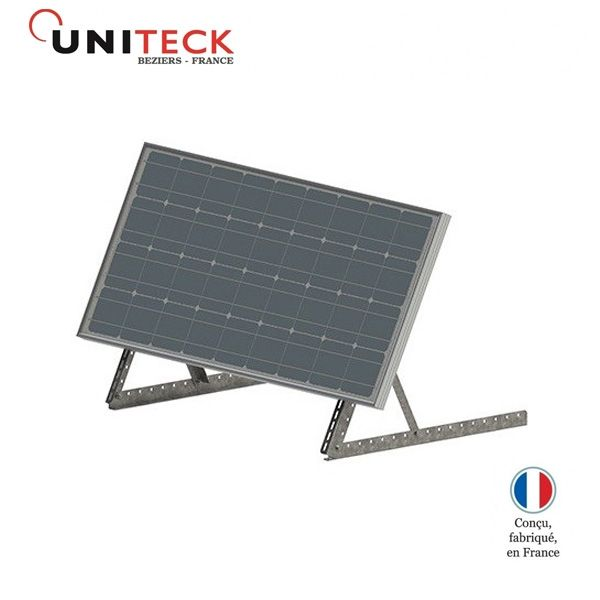 fixation unifix 150b pour panneau solaire 100w 150w. Black Bedroom Furniture Sets. Home Design Ideas