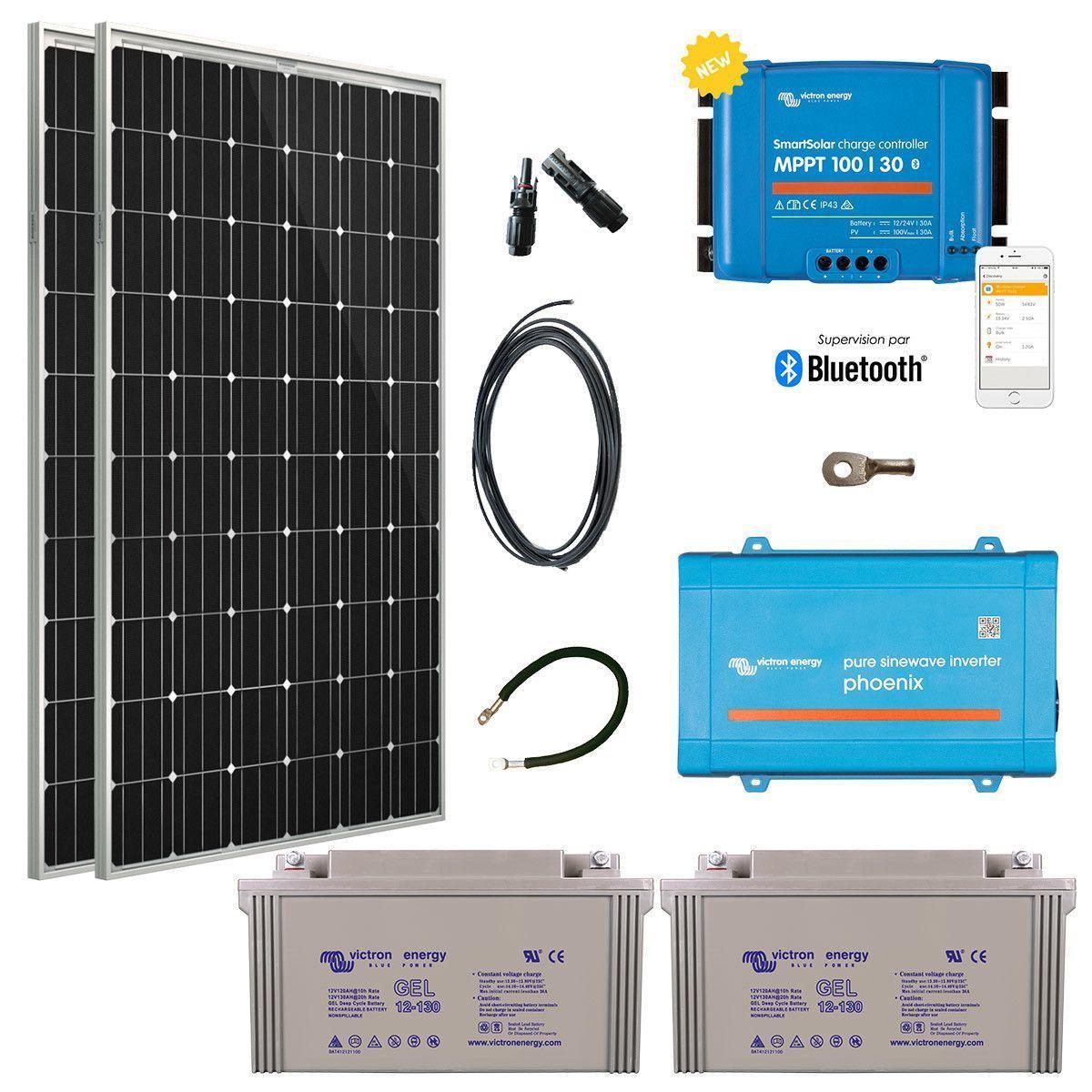 Paire de 1 m à 25 m Solaire PV Câble 6 mm panneau solaire pré-sertis avec connecteurs MC4