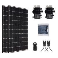 Kit Solaire 660W Autoconsommation - Plug & Play