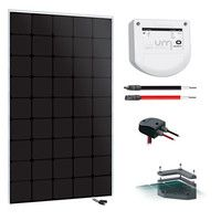 Kit solaire 150W back-contact Uniteck