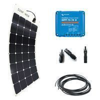 Kit solaire 110W flexible camping-car