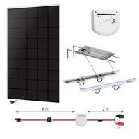 Kit solaire camping-car 150W back-contact Uniteck