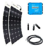 Kit solaire 220W flexible camping-car