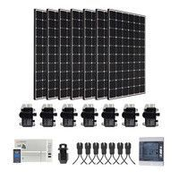 Kit Solaire 2310W Autoconsommation - Plug & Play