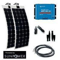 quel kit solaire choisir pour mon camping car ou mon camion am nag. Black Bedroom Furniture Sets. Home Design Ideas
