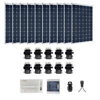 Kit Solaire 3000W Autoconsommation Enphase - Plug & Play