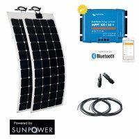Kit Solaire 300W Flexible camping-car / fourgon