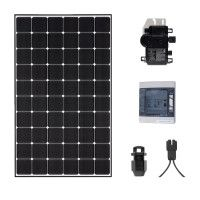 Kit Solaire 330W Autoconsommation - Plug & Play