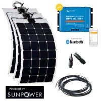 Kit solaire 330W semi-flexible camping-car