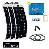 Kit Solaire 450W Flexible camping-car / fourgon