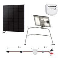 Kit solaire camping-car 55W back-contact Uniteck