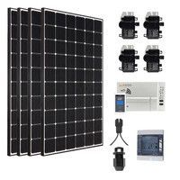 Kit Solaire 1320W Autoconsommation - Plug & Play