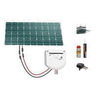 Kit solaire Camping-car 80W 12V