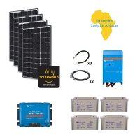 Kit solaire par univers - Kit solaire autonome 1000w ...