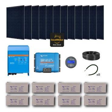 Kit solaire 5000w
