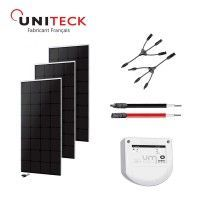Kit solaire 300W back-contact Uniteck