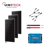 Kit solaire 300W back-contact 12V Uniteck