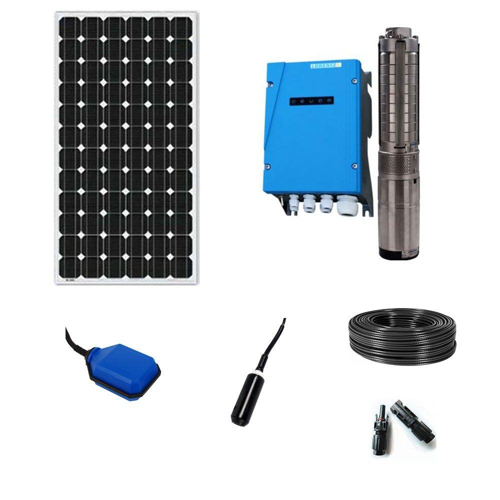 kit pompage solaire 150w ps2 150 immerg e. Black Bedroom Furniture Sets. Home Design Ideas