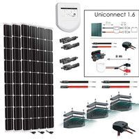 Kit solaire 450W Special Camping-car