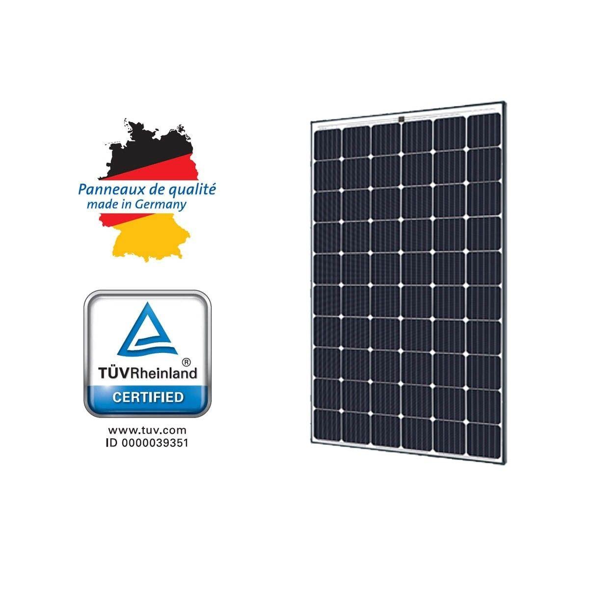 acheter panneau solaire panneaux solaire pliable w with. Black Bedroom Furniture Sets. Home Design Ideas