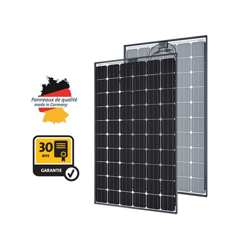 panneau solaire 250w solarworld protect anti chocs. Black Bedroom Furniture Sets. Home Design Ideas