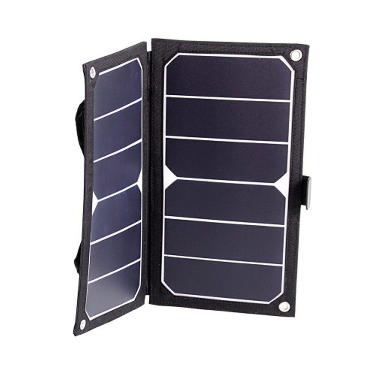 chargeur solaire pliable 12w. Black Bedroom Furniture Sets. Home Design Ideas