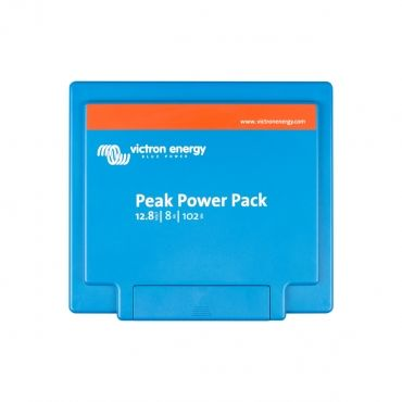 Peak Power Pack 12,8V/8Ah - 102Wh - Victron Energy / Batterie solaire Lithium