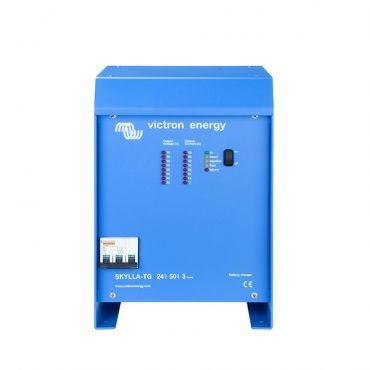Skylla-TG 24/50 3 phases (1+1) - Chargeur batterie - Victron Energy / Chargeurs Skylla