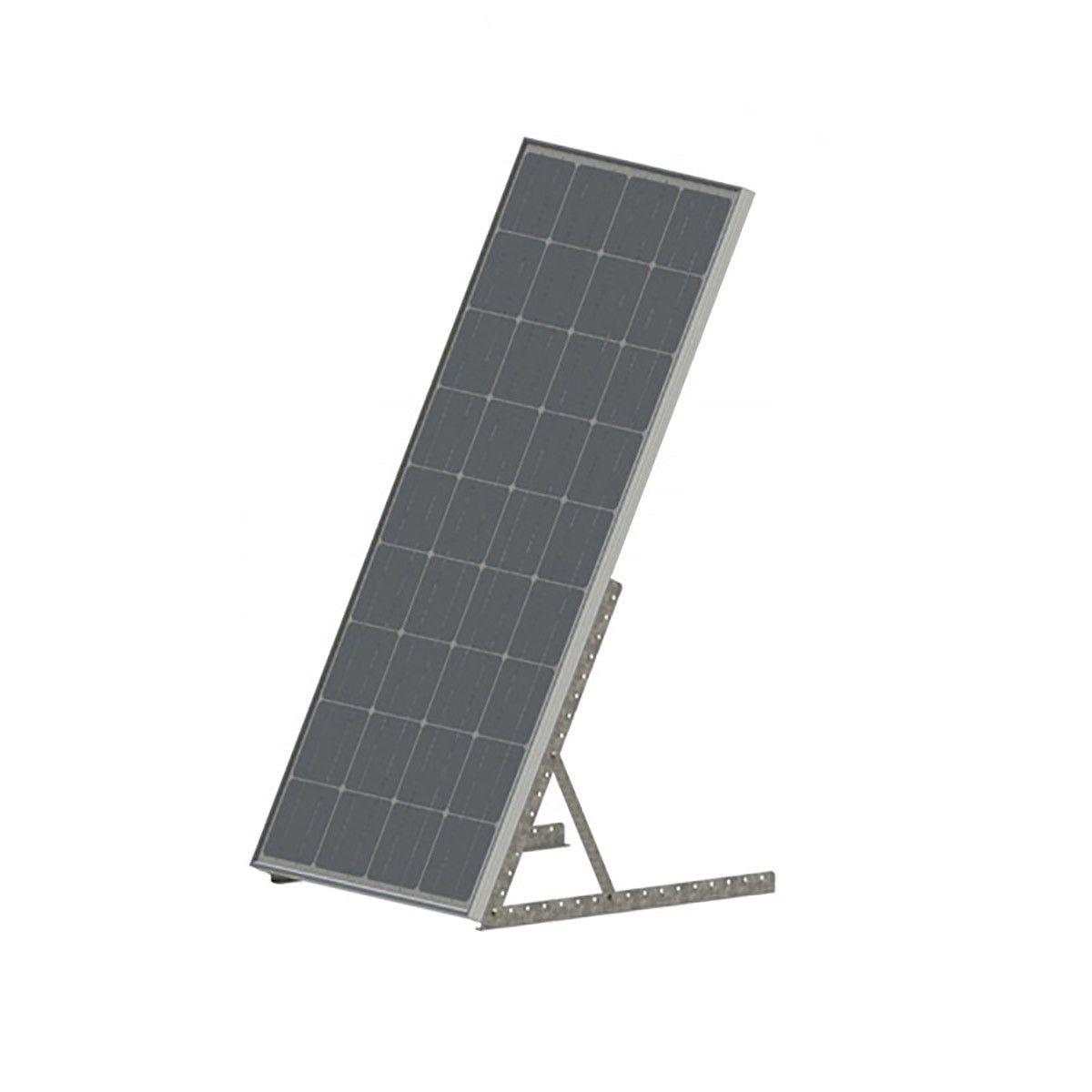 fixation unifix 100b pour panneau solaire 30w 80w. Black Bedroom Furniture Sets. Home Design Ideas
