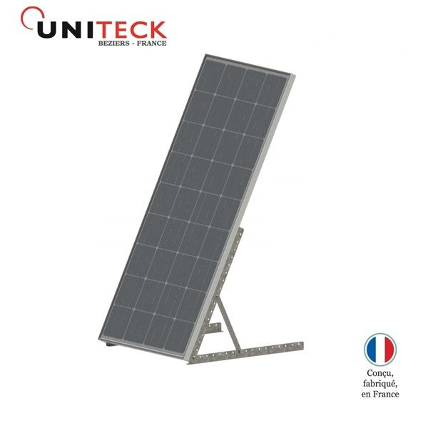 fixation unifix 100b pour panneau solaire 30w 80w. Black Bedroom Furniture Sets. Home Design Ideas